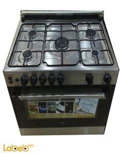 Beko Oven - 5 Burners - Stainless Steel - GG15114G