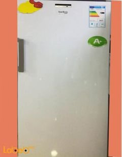 Beko Freezer - 250Liters - White color - RFNE320L24W model