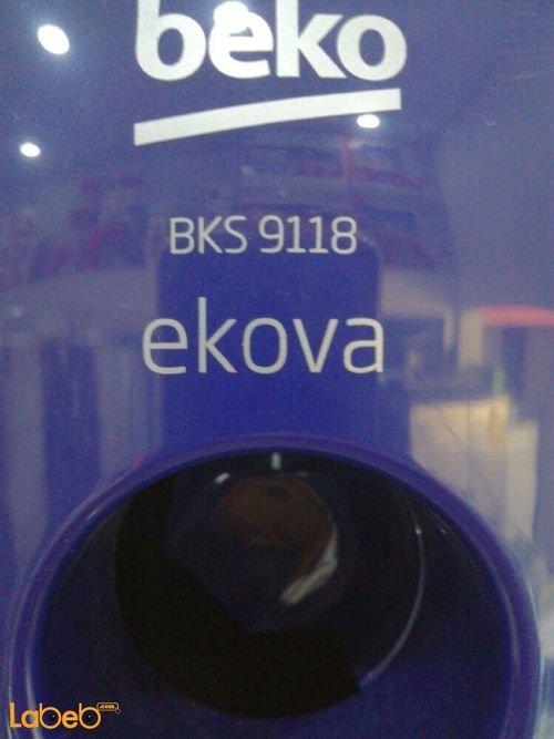مكنسة كهربائية بيكو BKS 9118 قدرة 1800 واط