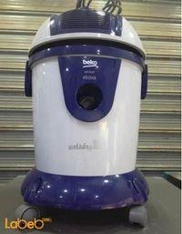 مكنسة كهربائية بيكو 1800 واط أبيض وأزرق BKS 9118