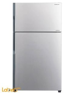 Hitachi refrigerator - Top Freezer - 395 liters - model R-V470PJ3