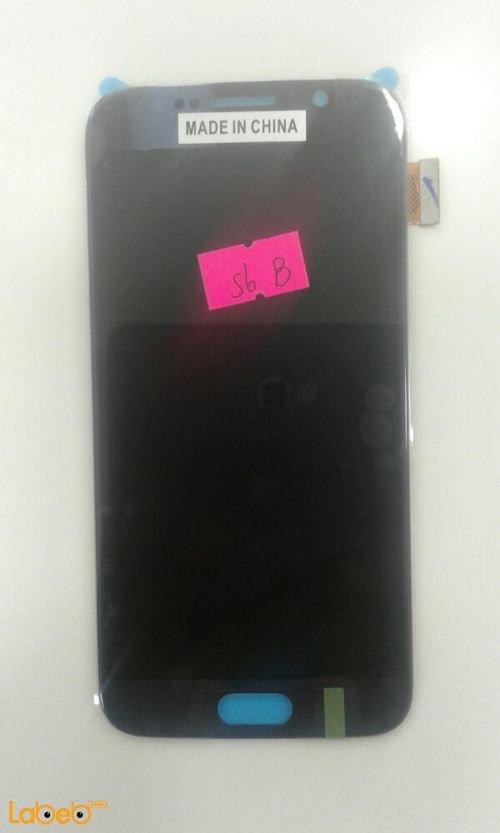 شاشة سامسونج S6 حجم 5.1 انش 1440*2560 بكسل تدعم اللمس