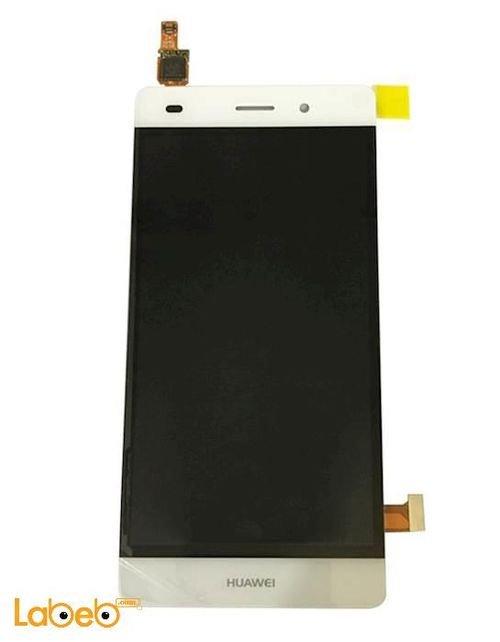 شاشة هواوي P8 Lite حجم 5 انش 1280*720 بكسل تدعم اللمس