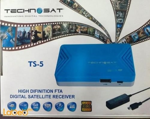 Techno Sat Digital Receiver Full HD TS-5