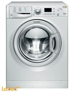 Ariston Washing Machine - 7Kg - 1200Rpm - Silver - WMG721S EX