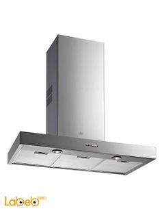 TEKA Chimney hood - 700m³/h - Double turbine motor - DJ 650 model