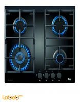Teka gas on glass hob CGW LU X 60 4G AI AL CI
