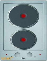 طباخ كهربائي تيكا قياس 30 سم ستانليس ستيل EFX 30 2P