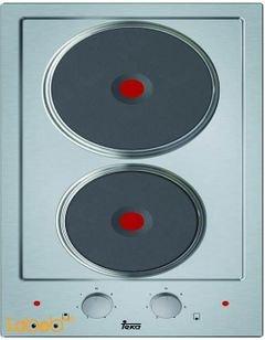 طباخ كهربائي تيكا - قياس 30 سم - ستانليس ستيل - EFX 30 2P
