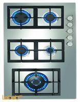 Teka gas hob 90cm Double ring burner EFX 90 5G AI AL DR LEFT