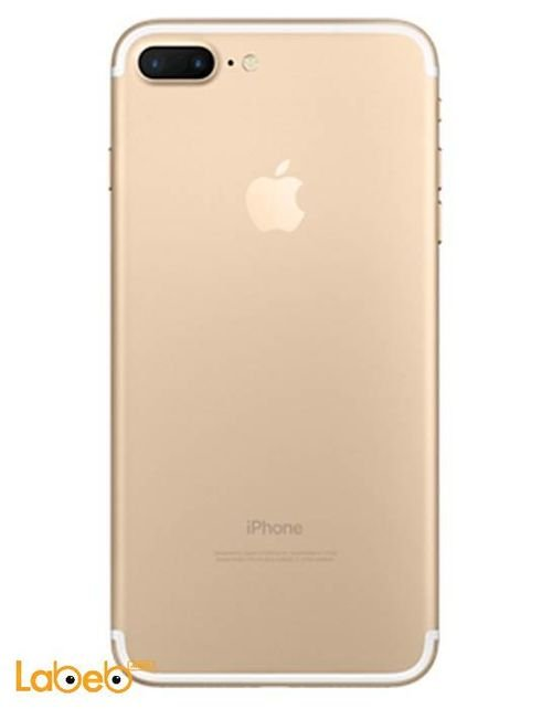 Apple Iphone 7 Plus smartphone Gold color