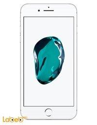 موبايل ايفون ابل 7 32 جيجابايت 4.7 انش لون فضي iPhone 7