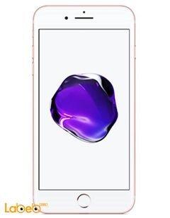 موبايل ايفون 7 ابل - 32 جيجابايت - 4.7 انش - وردي مذهب - iPhone 7