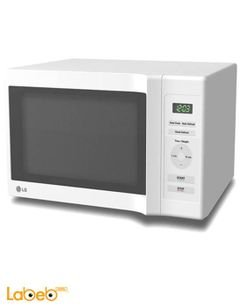 LG Microwave Oven - 19 Liters - white color - MS1947C model