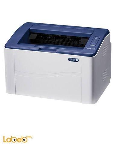 طابعة Xerox 3020 - واي فاي - حتى 20 صفحة بالدقيقة - 3020V_BI