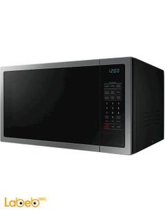 Samsung microwave - 54L capacity - Black & Silver - ME6194ST