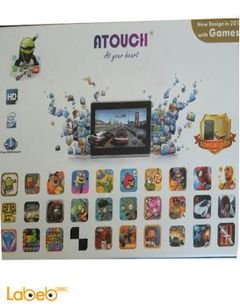 Atouch tablet - 7 inch - 512MB RAM - Black - A32 model