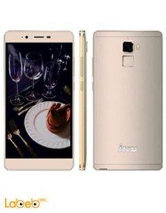 IKU zenus smartphone - 16GB - 5.5 inch - champagne - Z55L model