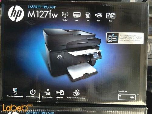 علبة طابعة اتش بي متعددة الوظائف موديل M127fw