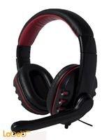 Opal stereo headphone with microphone OPH-015U model
