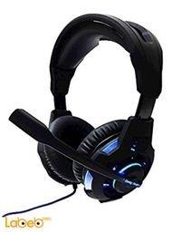 سماعة راس ستيريو Opal تشمل مايكروفون موديل SF-GH400