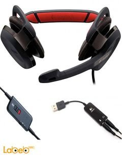Logitech Gaming Headset - With Microphone - G330 model