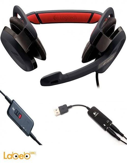 Logitech Gaming Headset With Microphone G330 model