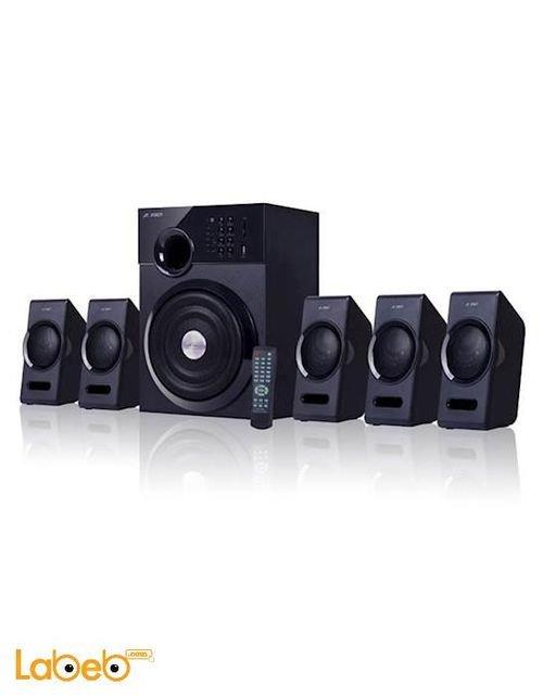 سماعات ومكبر صوت 5.1 F&D قدرة 65 واط موديل F2300X