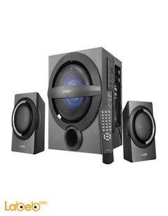 سماعات ومكبر صوت 2.1 F&D - قدرة 37 واط - موديل A140F