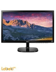 LG Full HD LED Monitor - 22inch - Black color - 22MP48 model
