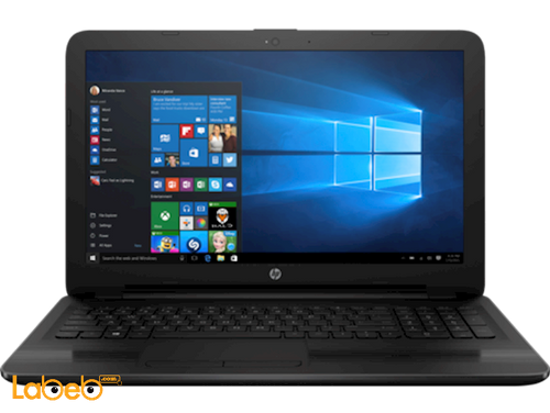 Black HP Laptop  15-ay076nia core i7 8GB RAM 15.6inch