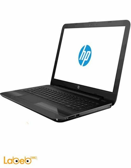 HP Laptop core i7 8GB RAM 15.6inch Black 15-ay076nia