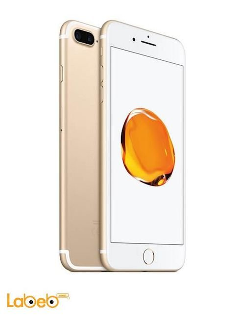 Apple Iphone 7 smartphone gold color