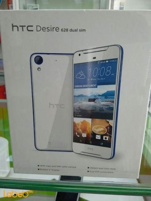 Blue HTC Desire 628 dual sim 32GB