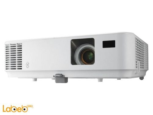 Nec Portable projector ve303 1080p 3000-lumen White