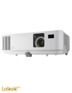 Nec Portable projector - 1080p - 3000-lumen - White - ve303 model