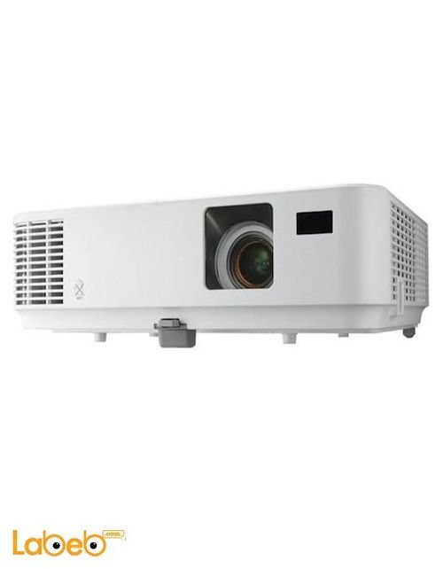Nec Portable projector 1080p 3000-lumen White ve303 model