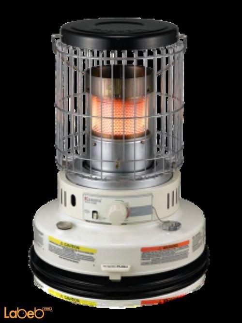 صوبة كاز Kerona موديل WKH-4400 قدرة 4900 واط 7.2 لتر