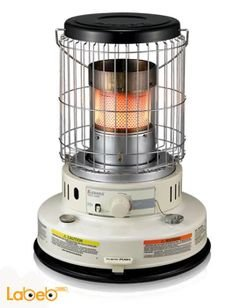 Kerona kerosene heater - 4900 Watt - 7.2L - WKH-4400 model
