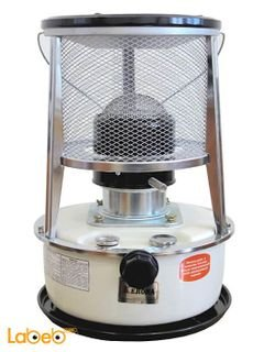 kerona kerosene heater - 3000Watt - 5.3L - WKH-2310 model