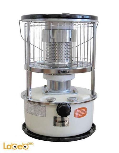 Kerona kerosene heater 3000Watt 5.3L WKH-3000G model