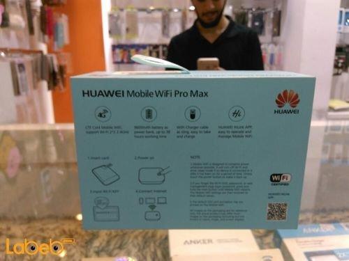 Huawei mobile wifi pro max E5771H-937