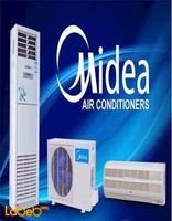 Midea split Air conditioner 2 tons MSMBDU-24HRFN1-URDOJW