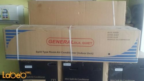 General dlx quiet split air conditioner 24000btu GDQ-24H