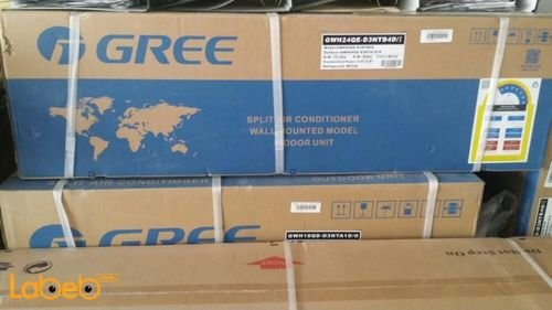GREE Split air conditioner GWH24QE-D3NTB4D 7034W cold hot