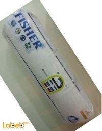 مكيف وحدة سبليت فيشر سعة 1.5 طن بارد أبيض موديل FXSAC-C18C7