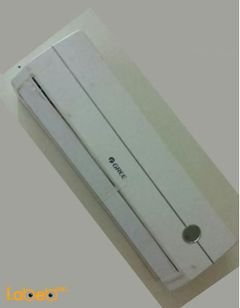 مكيف سبليت Gree - حجم 1.5 طن - بارد - أبيض - GWC18MC-DINTA8G