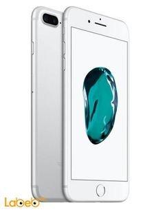 موبايل ايفون 7 ابل - 128 جيجابايت - 4.7 انش - لون فضي - iPhone 7