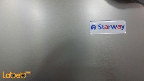 Silver Starway Refrigerator top freezer SW-5200RNFN 371.3L