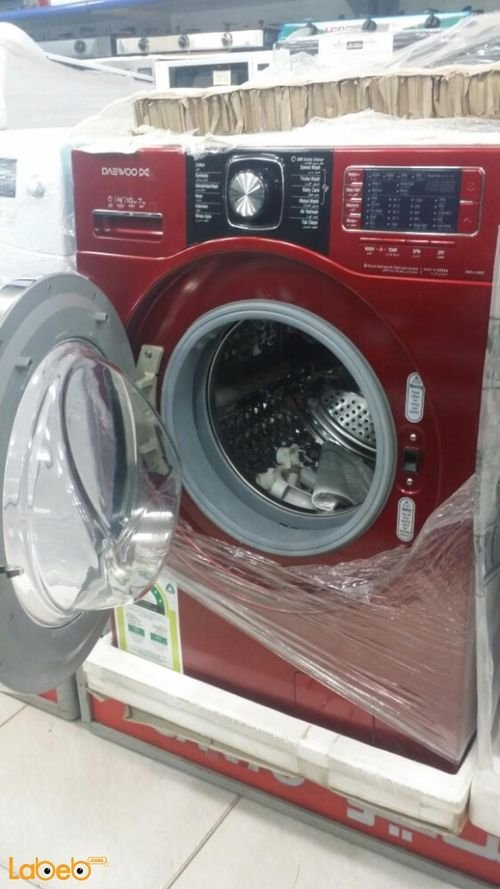 Daewoo Front Load Washer and Dryer DWC-L123DC